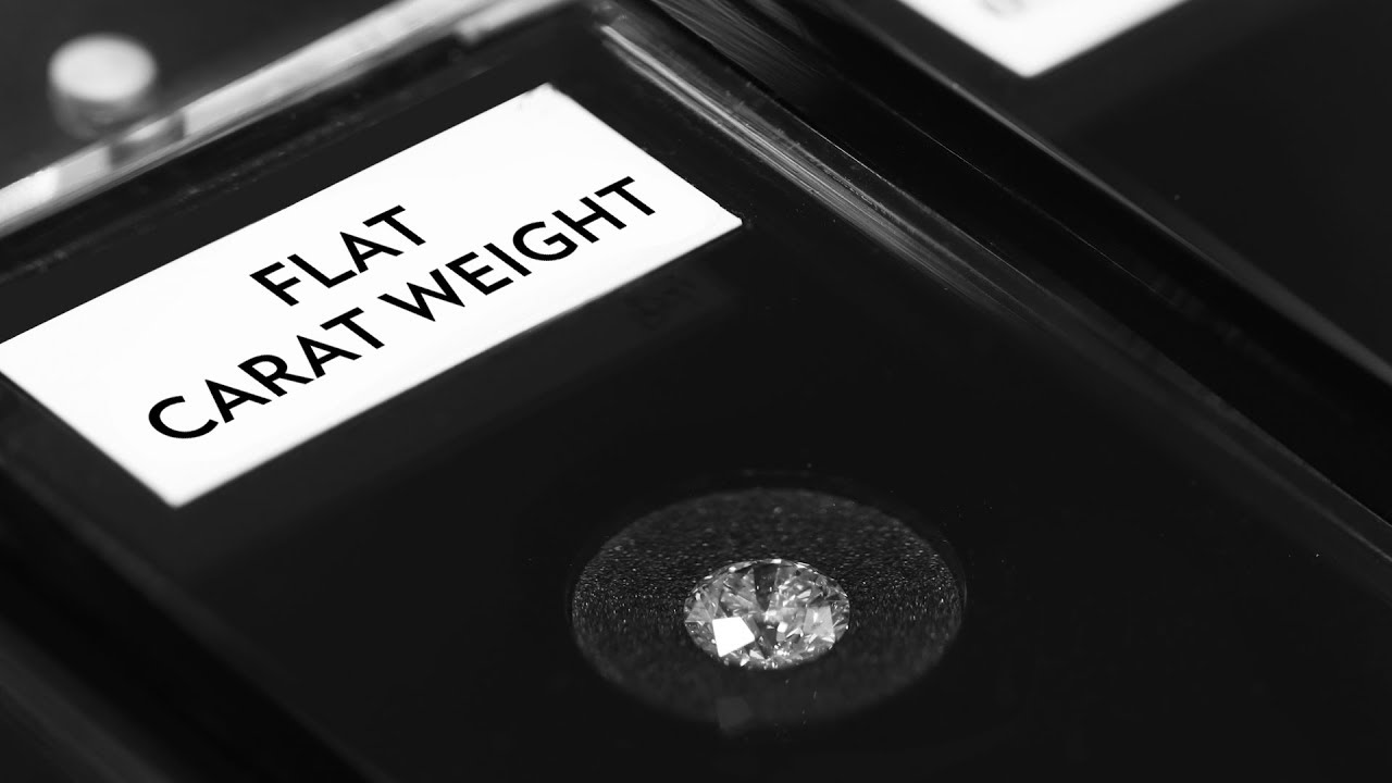 Flat Carat Weight And Why Most Jewellers Keep It A Secret